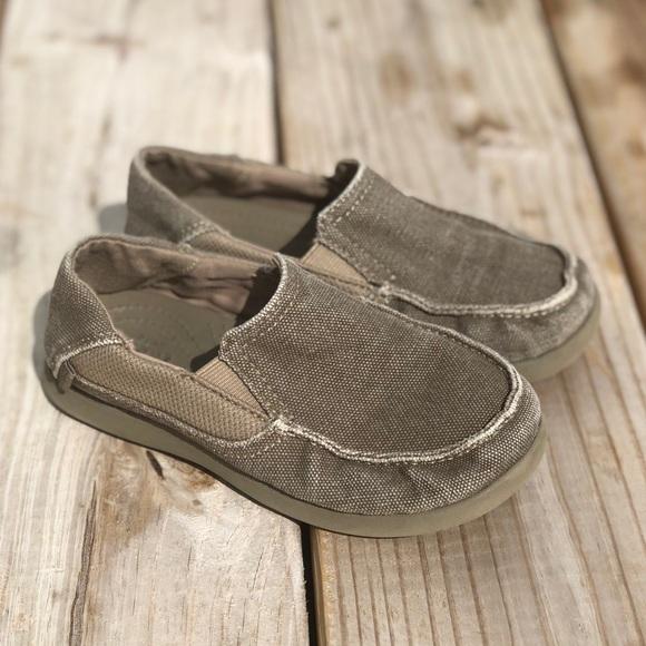 CROCS Shoes   Santa Cruz Loafers Kids